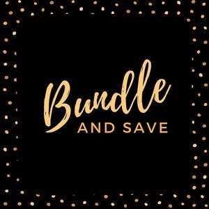 Other - 20% off!!! The more you bundle the more you save!